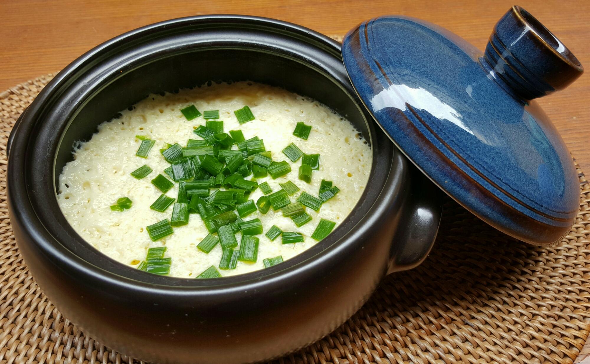 how to make korean steamed egg
